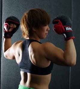 村田夏南子 筋肉
